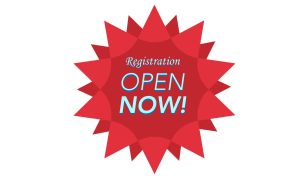registration open image